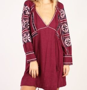 "Free People ""All My Life"" Minidress ❤❤"